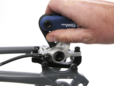 Shimano Hydraulic Brake Service And Adjustment Park Tool